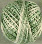 Valdani Floss 5VAP11 Pearl Cotton Size 5 Ball Wintergreen Mint - 5VA556