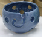 "602 Dream Holy Pawley Studios Holy Bowl Regular Bowl 4.5""x6"""