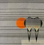 Charley Harper Lovey Dovey CH-L036  18 Mesh 131⁄2 x 14 Treglown Designs