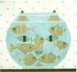 CH-F006 Treglown Designs Charles Harper Fishful Thinking
