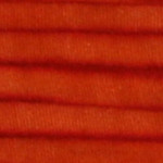 RIBBON - TONAL Silk 4 mm 8 Blood Orange Planet Earth Fiber