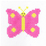A27 Butterfly DeElda Needleworks