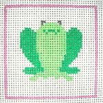 A11 Frog DeElda Needleworks
