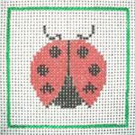 A9 Ladybug DeElda Needleworks