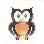 A24 Owl DeElda Needleworks