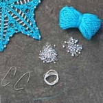 Stars Ornament Elsa Nelkin Designs Knitting Kit