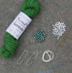 Lights Ornament Holly Nelkin Designs Knitting Kit