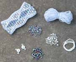 Beaded Wave Cuff Celestial Nelkin Designs Knitting Kit