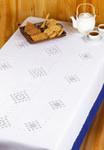 "583397 Permin Kit Hardanger Tablecloth 56"" x 80""; Hardanger; 22ct"