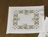 "101856 Permin Kit Table Topper 15"" x 15""; Hardanger; 22ct"