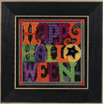 MH141622 Mill Hill Buttons and Bead Kit Happy Halloween (2016)