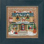 MH141631 Mill Hill Buttons and Bead Kit Town Hardware (2016)  Christmas Village Series