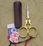 "Dovo 00040353 3.5"" Embroidery Scissors"