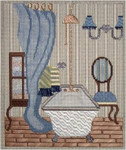 "Bathtub 9.5"" x 8"" Mesh Sew Much Fun"