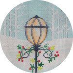 APX254 Oval Lampost Alice Peterson 18 Mesh 4″  !