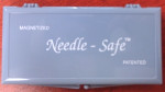 NSL Magnetic Needle Case Yarn Works Inc. Plastic