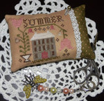 16-1710 Summer Pin Pillow, A Abby Rose Designs