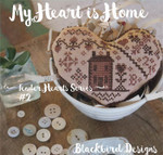 16-1363 My Heart Is Home (Tender HeartSeries) 71w x 50 Blackbird Designs