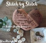 16-1361 Stitch By Stitch (Tender Heart Series)  62w x 51h Blackbird Designs