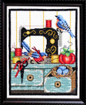 Feather Your Nest 129h x 102w  Bobbie G Designs