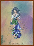 Cross Stitching Art Dance Of Esmeralda, The 116w x 182h