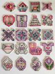 16-1497 Twenty Minis by Frony Ritter Designs  YT