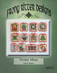 Frony Ritter Designs Twenty Minis - Fall & Winter