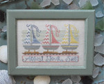 16-1656 Adjust Your Sails - To The Beach #3 by Hands On Design
