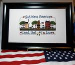 16-1802 Land That I Love 67h x 123w Kit & Bixby