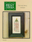 01-2207 Holly Berry Sampler by Bent Creek