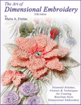 The Art of Dimensional Embroidery 5th Ed. (Freitas) Full Color Edition EdMar Brazilian Dimensional Embroidery
