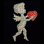 Cupid Big Buddy Needle Minder Big Buddy The Meredith Collection ( Formerly Elizabeth Turner Collection)