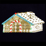 Gingerbread House Needle Minder   Big Buddy The Meredith Collection ( Formerly Elizabeth Turner Collection)