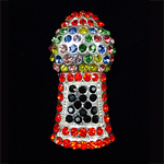 Gumball Machine Needle Minder Big Buddy The Meredith Collection ( Formerly Elizabeth Turner Collection)