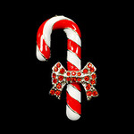 Candy Cane Needle Minder Big Buddy The Meredith Collection (Formerly Elizabeth Turner Collection)