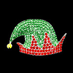 Elf Hat Needle Minder Big Buddy The Meredith Collection (Formerly Elizabeth Turner Collection)