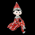 Elf Sitting Needle Minder Big Buddy The Meredith Collection (Formerly Elizabeth Turner Collection)