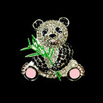 Panda Needle Minder Big Buddy The Meredith Collection ( Formerly Elizabeth Turner Collection)