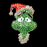 Grinch Needle Minder Big Buddy The Meredith Collection ( Formerly Elizabeth Turner Collection)