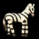 Zebra Needle Minder Big Buddy The Meredith Collection ( Formerly Elizabeth Turner Collection)