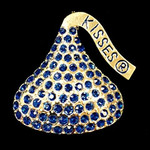 Kiss Blue Needle Minder Big Buddy The Meredith Collection ( Formerly Elizabeth Turner Collection)