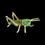 Grasshopper Needle Minder Big Buddy The Meredith Collection ( Formerly Elizabeth Turner Collection)