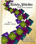 Twisty Stitches Vol. 1 Amadeus - Jessica Carole Lake, Michael Boren
