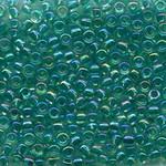 #BDS-262 Size 11 Beads Rainbow Turquoise Sundance Designs