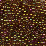 #BDS-301 Size 14 Beads Golden Wine Sundance Designs