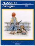 04-1501 Fishing Bobbie G Designs