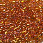 #BDS-637 Size 8 Orange Rainbow Sundance Designs