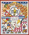 Little Boys Are Made Of Bobbie G Designs