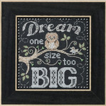 MH171611 Mill Hill Sticks Kit Dream Big (2016)