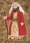 MH192303 Mill Hill Trilogy Ornament Kit Joseph (2012)